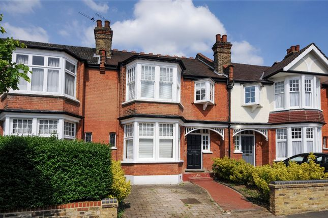 Thumbnail Terraced house for sale in Harlech Road, Southgate, London