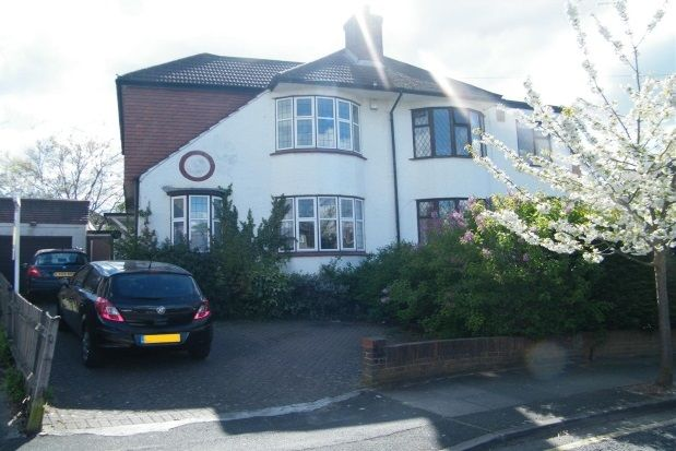 Thumbnail Property to rent in Felstead Road, Orpington