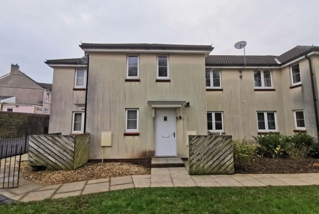 Thumbnail End terrace house to rent in Heol Cae Tynewydd, Loughor