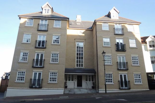 Thumbnail Flat for sale in St Marys Fields, Colchester, Essex