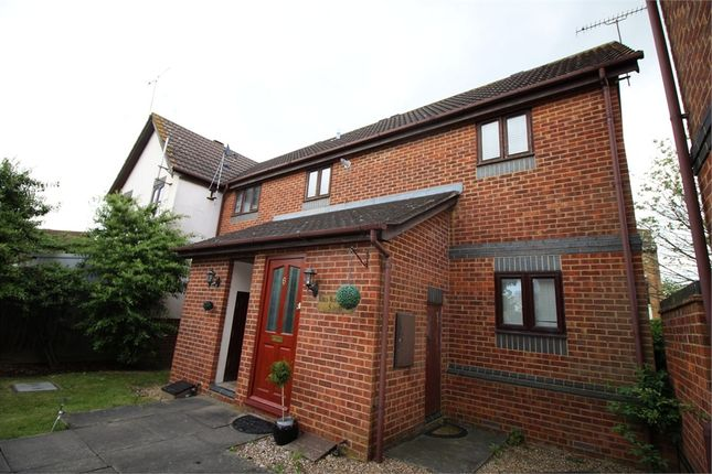Thumbnail Flat for sale in Kings Meadow Court, Horseshoe Close, Waltham Abbey, Essex