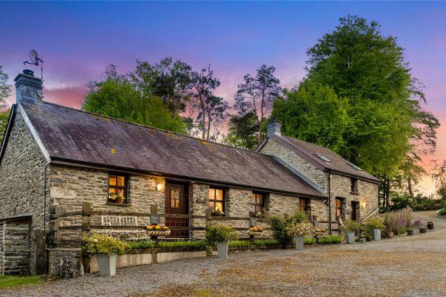 Thumbnail Property for sale in Blaen Cyswch, Llanfair Clydogau, Lampeter, Sir Ceredigion