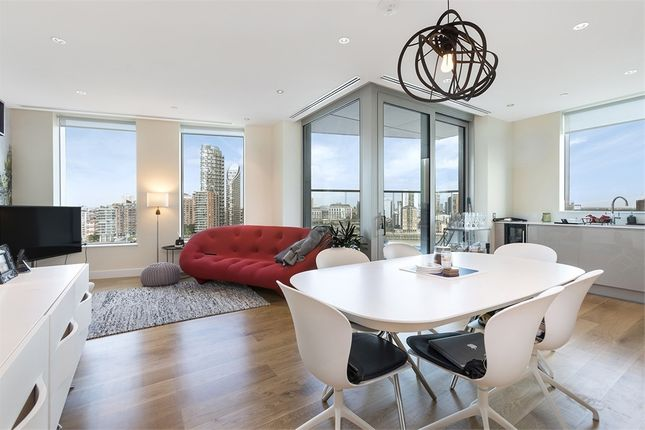 Thumbnail Flat for sale in Arora Tower, 2 Waterview Drive, Greenwich Peninsula