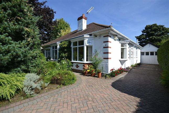 Thumbnail Bungalow for sale in Crake Avenue, Scartho, Grimsby