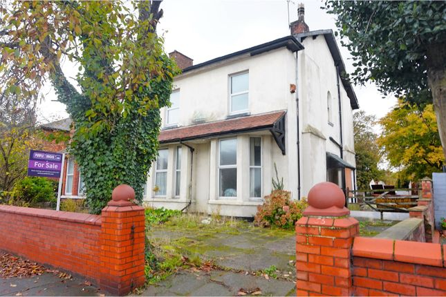Thumbnail Semi-detached house for sale in Liverpool Road, Southport