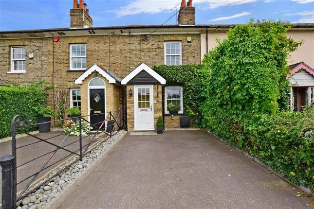 Thumbnail Cottage for sale in Warley Street, Great Warley, Brentwood, Essex