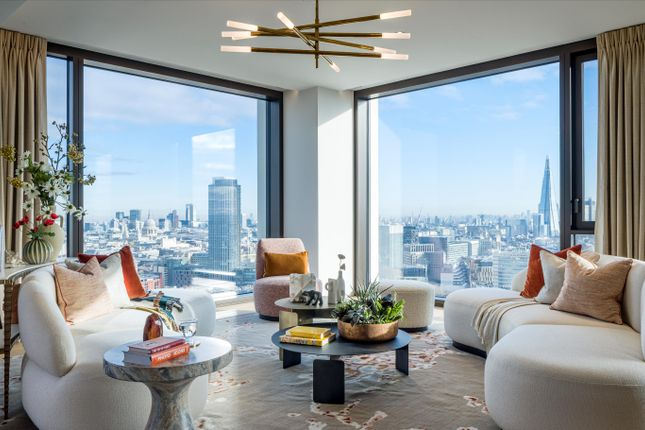 Thumbnail Flat for sale in Southbank Place, Belvedere Road, London
