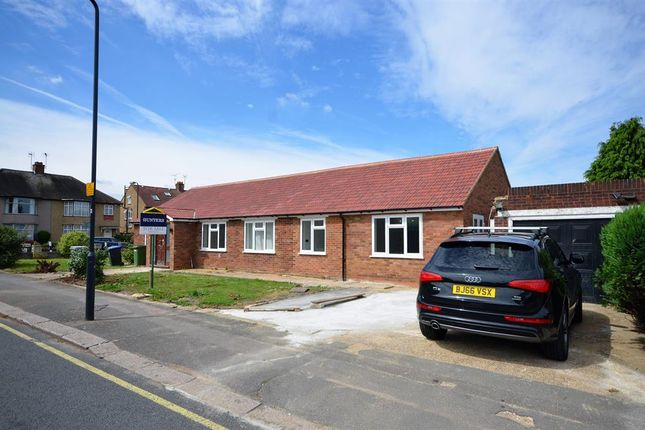 Thumbnail Detached bungalow for sale in Sylvester Road, Wembley