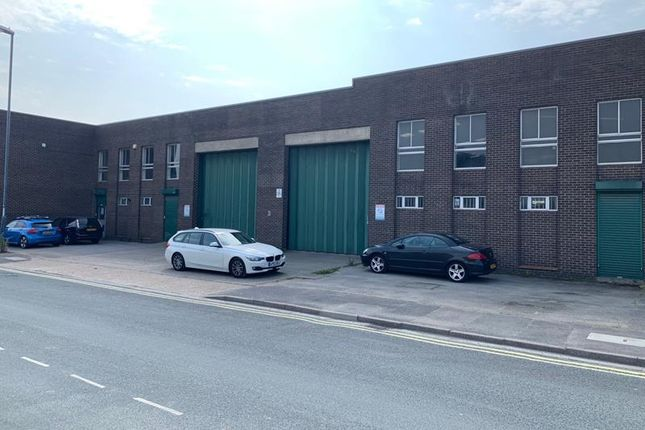 Thumbnail Industrial to let in Units & E7, Ashlyn Road, West Meadows Industrial Estate, Derby, Derbyshire