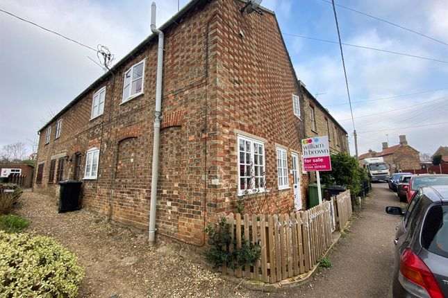 1 bed terraced house for sale in Church Road, Wimbotsham, King's Lynn PE34