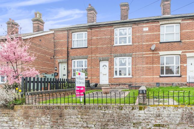 3 bed terraced house for sale in Foundry Lane, Earls Colne, Colchester