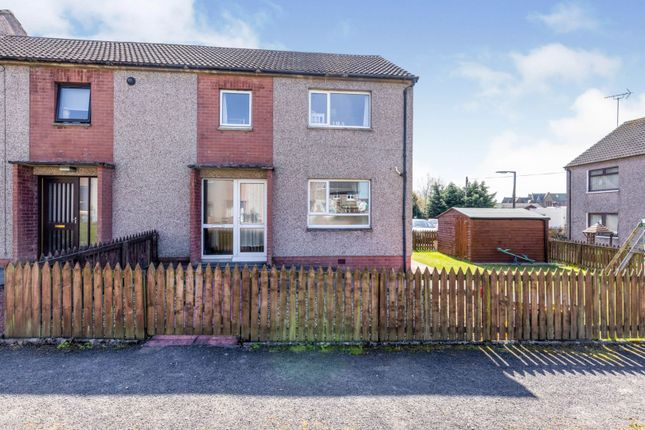 3 bed end terrace house for sale in Sydney Place, Lockerbie DG11