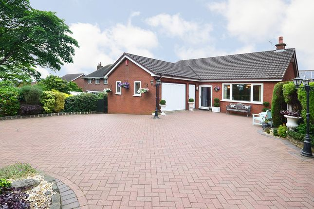 Thumbnail Detached bungalow for sale in Eaves Lane, Bucknall, Stoke-On-Trent
