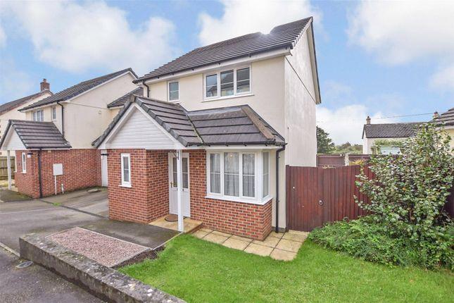3 bed semi-detached house for sale in Littlebridge Meadow, Bridgerule, Holsworthy EX22