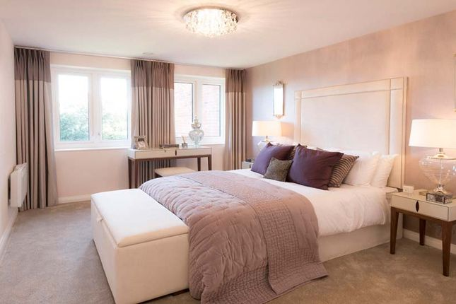 Thumbnail Flat for sale in Manor Road, Crosby, Liverpool