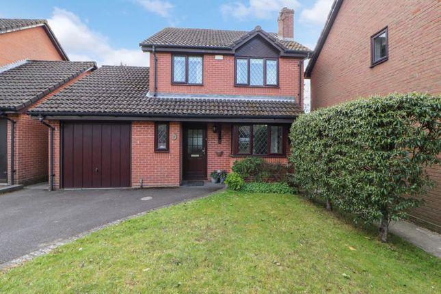 3 bed detached house for sale in Hatch End, Windlesham GU20