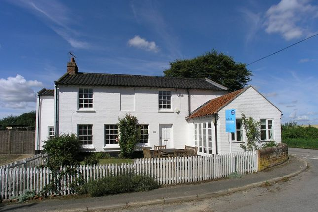 Thumbnail Detached house for sale in Frostenden Corner, Frostenden, Beccles, Suffolk