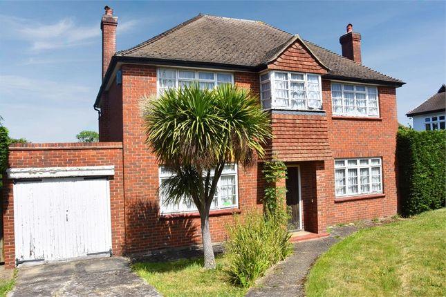 Thumbnail Detached house for sale in Grimwade Avenue, Croydon, Surrey