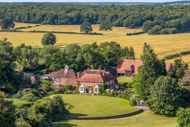 Thumbnail Detached house for sale in Badgemore, Henley-On-Thames, Oxfordshire