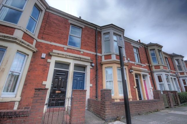 Thumbnail Flat for sale in Forsyth Road, Jesmond, Newcastle Upon Tyne