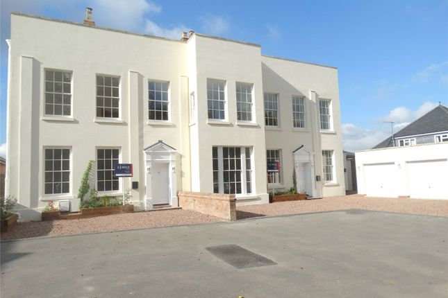 Thumbnail Semi-detached house for sale in Bath Lodge, Green Hill, London Road, Worcester