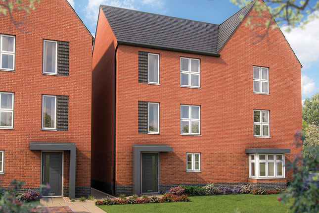 """3 bed semi-detached house for sale in """"The Ambassador"""" at Heyford Park, Camp Road, Upper Heyford, Bicester OX25"""