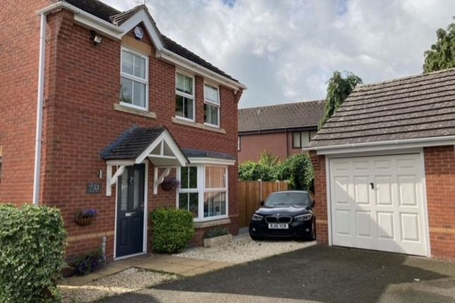 Thumbnail Detached house for sale in Pear Tree Way, Wychbold, Droitwich