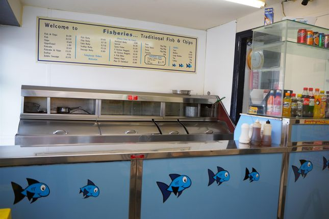 Leisure/hospitality for sale in Fish & Chips BD7, West Yorkshire