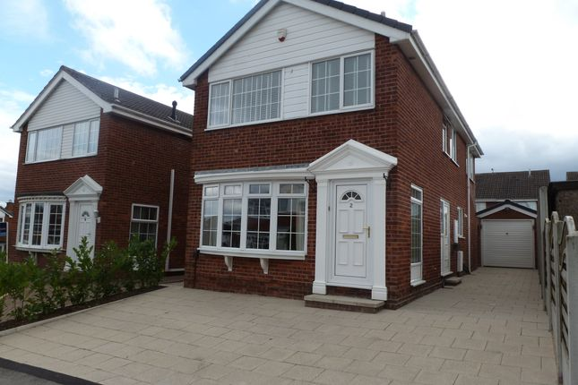 Thumbnail Detached house to rent in Laurel Court, Ossett, Wakefield, West Yorkshire