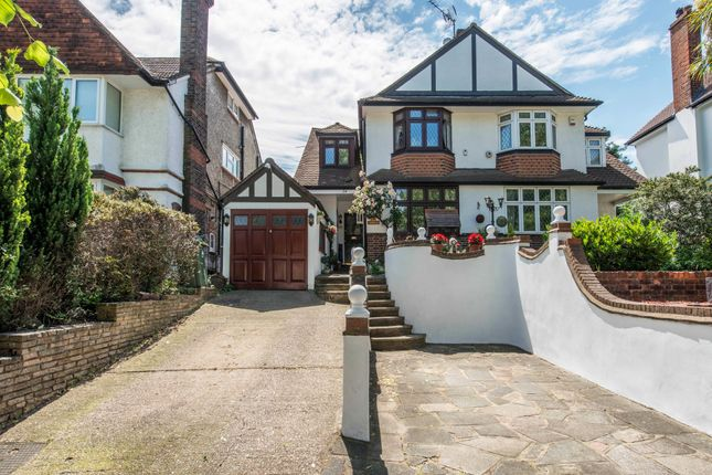 Thumbnail Semi-detached house for sale in Ruskin Road, Carshalton