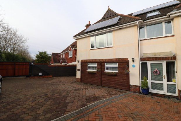 Thumbnail Semi-detached house to rent in Broadoaks Crescent, Braintree