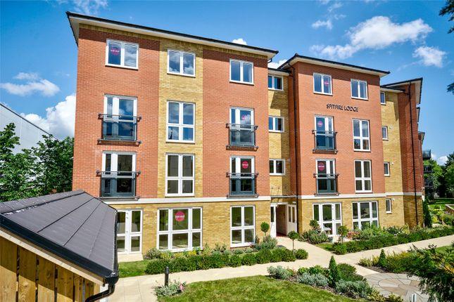 Thumbnail Flat for sale in Spitfire Lodge, Belmont Road, Southampton