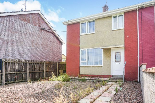 Thumbnail Semi-detached house for sale in Drumbreda Crescent, Armagh