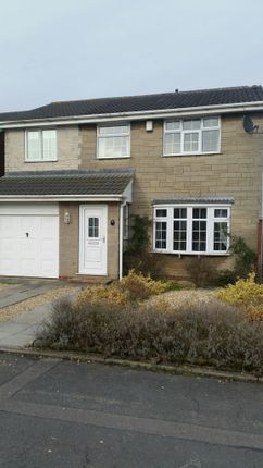 Thumbnail Detached house to rent in Kingsthorpe Close, Forest Town, Forest Town, Mansfield