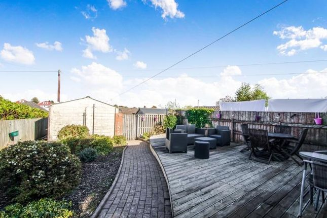 Thumbnail End terrace house to rent in Craighill Drive, Clarkston, Glasgow