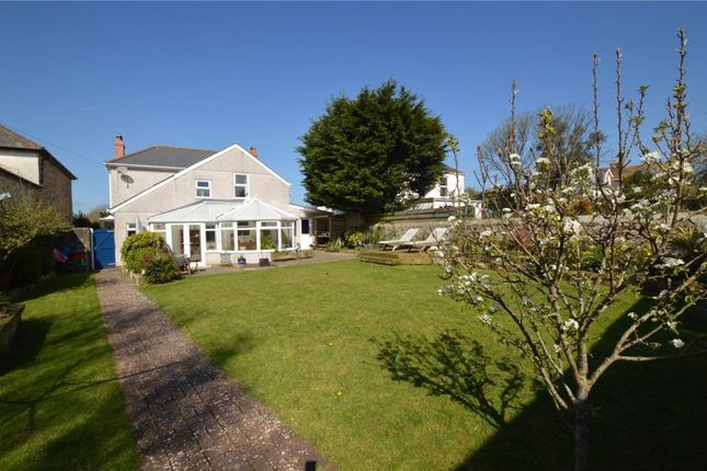 Thumbnail Detached house for sale in Trelissick Road, Hayle, Cornwall