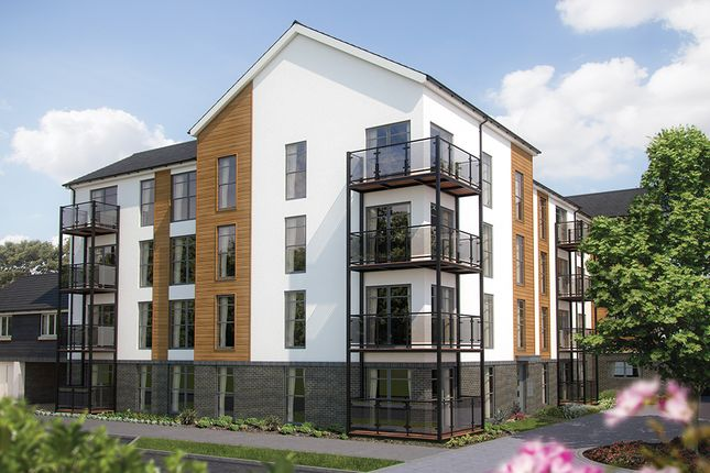 """Thumbnail Flat for sale in """"Henley House"""" at Great Brier Leaze, Patchway, Bristol"""