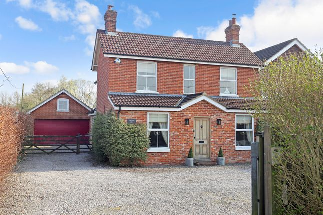 Detached house for sale in Durley Brook Road, Durley, Southampton