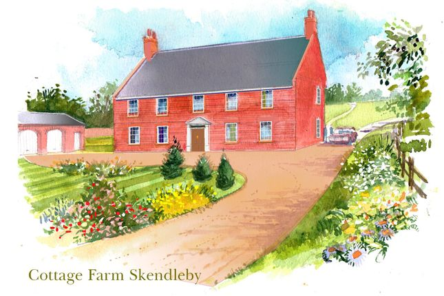 Thumbnail Land for sale in Spilsby Road, Skendleby