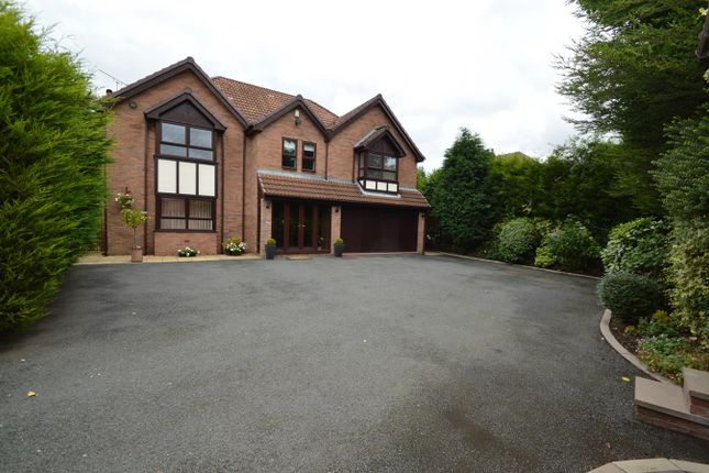 Thumbnail Detached house for sale in St Marys Close, Prestwich, Manchester