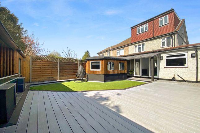 4 bed semi-detached house to rent in Brabourne Crescent, Bexleyheath DA7