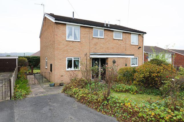 Semi-detached house for sale in Lytton Avenue, Sheffield