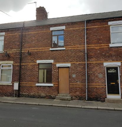 Thumbnail Terraced house for sale in 20 Eighth Street, Peterlee, County Durham