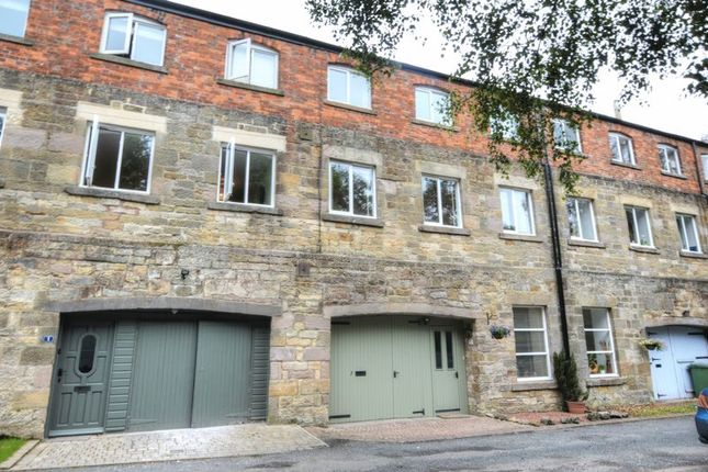 Thumbnail Town house to rent in Guyzance Bridge, Morpeth, Northumberland