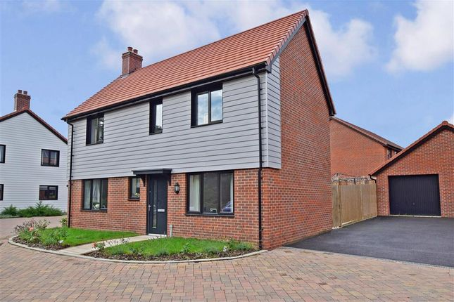 Thumbnail Detached house for sale in Mitchel Close, Leybourne, West Malling, Kent