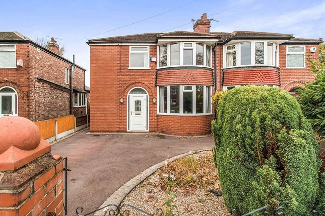 Thumbnail Semi-detached house for sale in Derbyshire Road South, Sale