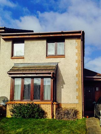 Thumbnail Semi-detached house to rent in Meadowbank Road, Kirknewton