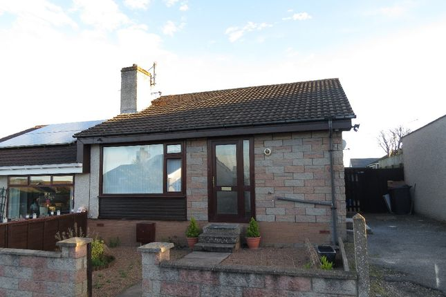 Thumbnail Semi-detached house to rent in Chapelhill Place, Ellon, Aberdeenshire