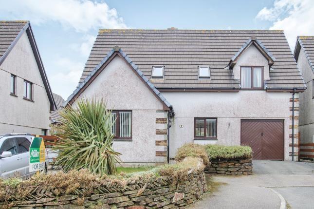 Thumbnail Detached house for sale in Delabole, Cornwall, United Kingdom