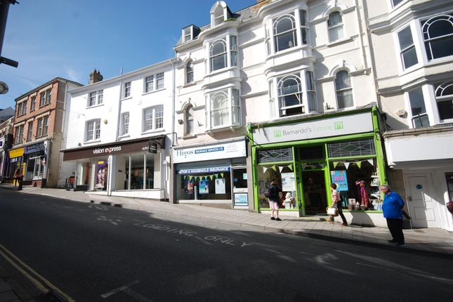 Thumbnail Office for sale in High Street, Bideford
